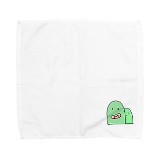 空気の読めないオヤマ Towel handkerchiefs