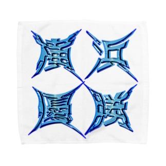 横浜優勝 2×2 Towel handkerchiefs