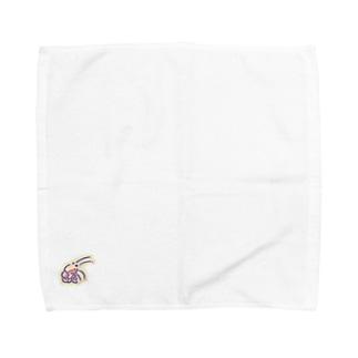 カラフル 小エビちゃん Towel handkerchiefs