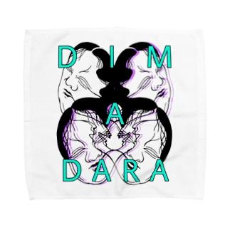 NOUMEN666 参/DB_20 Towel handkerchiefs