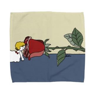 ええ香りや Towel handkerchiefs