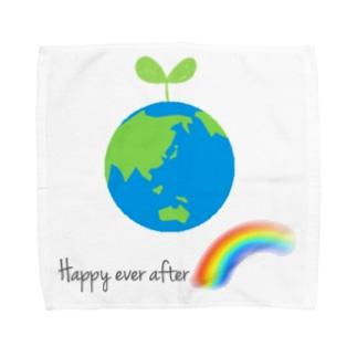 HOPEのHappy ever after 1-2 Towel handkerchiefs