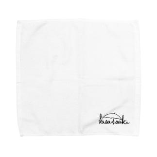 オシャンな傘廼のサイングッツ Towel handkerchiefs