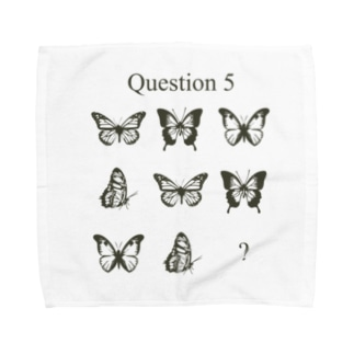 Q5 Towel handkerchiefs
