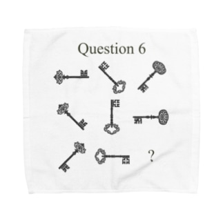 Q6 Towel handkerchiefs