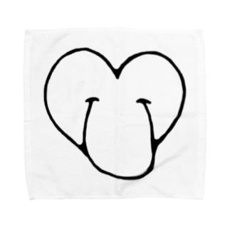 MUのMY LOGO Towel handkerchiefs