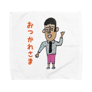 KotonohaのMikoおつかれさま Towel handkerchiefs