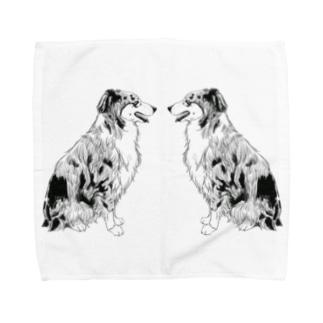 Oriveモデル- Towel handkerchiefs