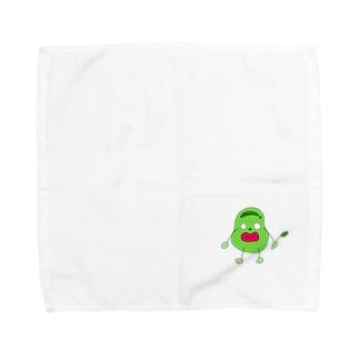 まめまめ Towel handkerchiefs