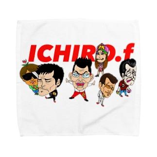 ICHIRO.F Towel handkerchiefs