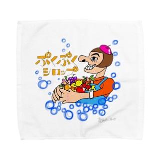 はっこさん Towel handkerchiefs