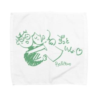 たまちんTVショップのずっといっしょ♡ Towel handkerchiefs