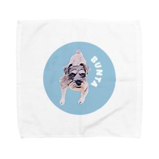 よっしぃのBUNTA Towel handkerchiefs