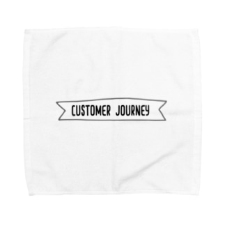 acotasoのcustomer journey Towel handkerchiefs