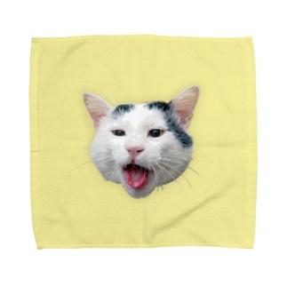 ナナクロ Towel handkerchiefs