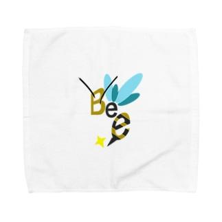 Bee(蜂) Towel handkerchiefs