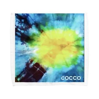 こっこさんのCOCCO •C1 Towel handkerchiefs