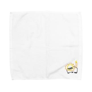 モモオンくん Towel handkerchiefs