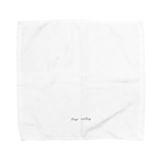 rilybiiのkeep smiling ^ ^ Towel handkerchiefs