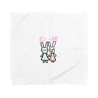 うさたじ Towel handkerchiefs