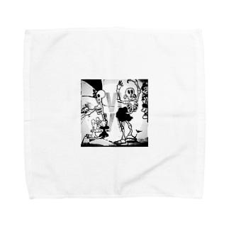 ikeikevossa Towel handkerchiefs