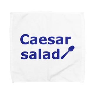 シーザーサラダ Towel handkerchiefs