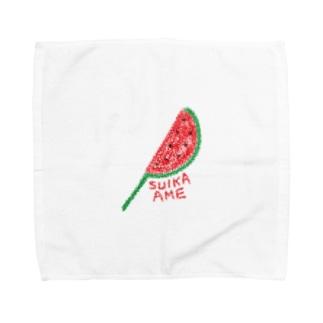 すいか飴☆ Towel handkerchiefs