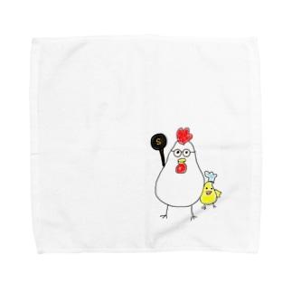 無添加料理人しのちゃん Towel handkerchiefs