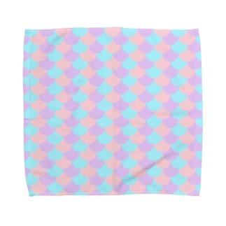 アマビエ様 Towel handkerchiefs