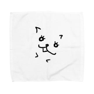 メスネコ Towel handkerchiefs