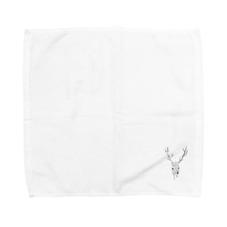 Magnolia Towel handkerchiefs