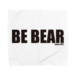 BE BEAR Towel handkerchiefs