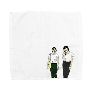 ベストフレンズ Towel handkerchiefs
