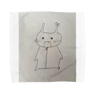 かぉのうさっこ Towel handkerchiefs