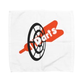 ダーツ Towel Handkerchief
