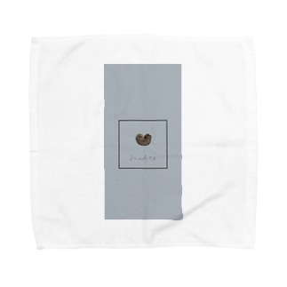 rilybiiのびびびさんの幸せなひととき🐶♡ Towel handkerchiefs