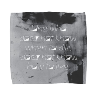 byラスキン Towel handkerchiefs