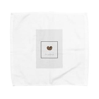 rilybiiの幸せなひととき🐶 Towel handkerchiefs