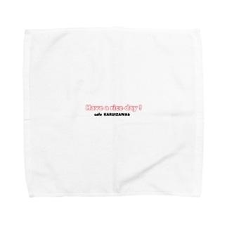 shibababaaanのrice  is beautiful ! Towel handkerchiefs