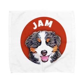 よっしぃのJam Towel handkerchiefs