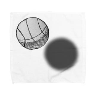 バスケットボール Towel handkerchiefs