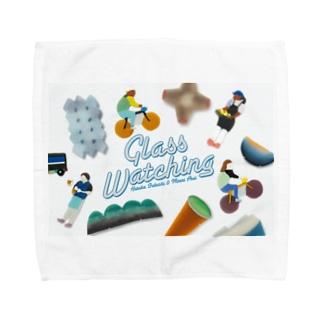glasswatching Towel handkerchiefs