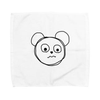 ベアベアくん Towel handkerchiefs