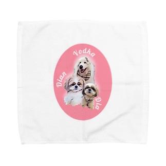 よっしぃのVodka Towel handkerchiefs