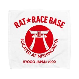 RAT★RACE BASE 陸  Towel handkerchiefs