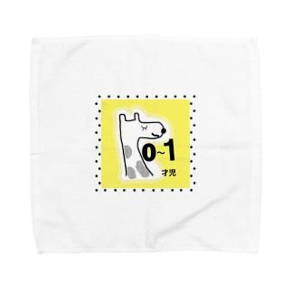 chaamootの0才〜1才 専用 Towel handkerchiefs