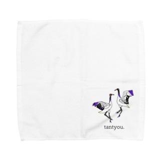 tantyou. Towel handkerchiefs