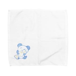 あめだまぱんだ Towel handkerchiefs