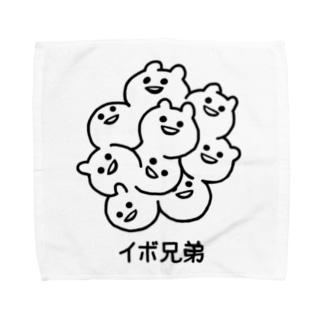 イボ兄弟 Towel handkerchiefs