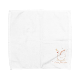 白鳥 Towel handkerchiefs